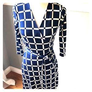 Leota wrap dress size XS